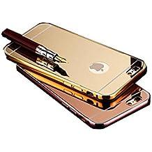 CORST® Carcasa PC Espejo, funda protectora para iPhone 6/6S 4,7 pulgadas