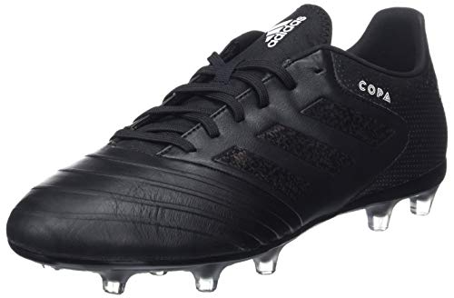 adidas Herren Copa 18.2 FG Fußballschuhe Schwarz Core Black/FTWR White, 46 EU
