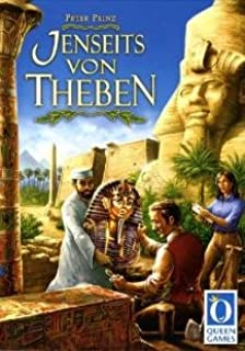 Queen Games 6046 - Jenseits von Theben (B0018ZE1P6) | Amazon price tracker / tracking, Amazon price history charts, Amazon price watches, Amazon price drop alerts