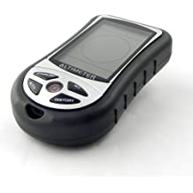 BW nuovo 8in 1Digital LCD Bussola Altimetro Barometro Termometro