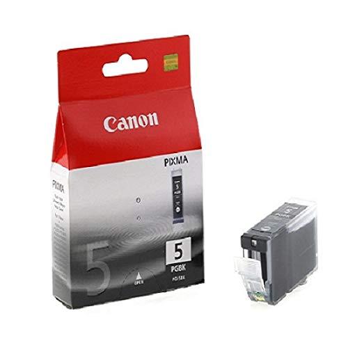 Ix5000 Farbe (Canon PGI-5 BK Tintenpatrone 26ml, schwarz)
