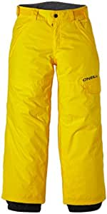 O 'Neill Boy's PB Volta Snow Pants Yellow Pure Yellow Size:9 years