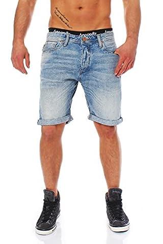 JJ Jeans Shorts, Farbe:Hell; Größe:L