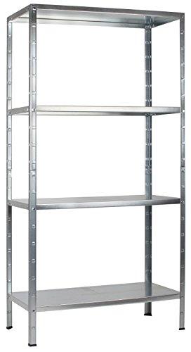 schulte-regal-steckregal-metall-traglast-260-kg-4-boden-1-stuck-190-x-100-cm-verzinkt-4056397001591