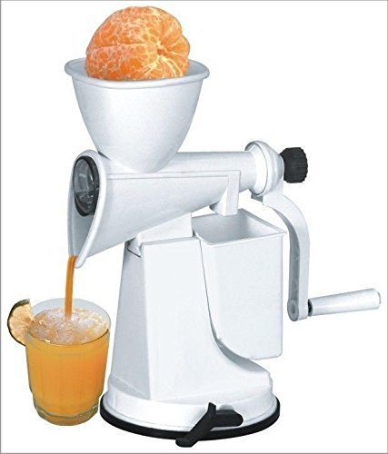 Shri Krishna Plastic Fruit Juicer,White