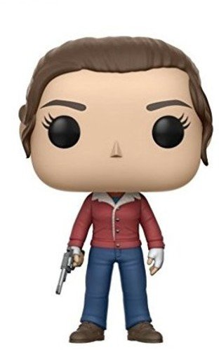 Funko Pop! Stranger Thing - Nancy con pistola