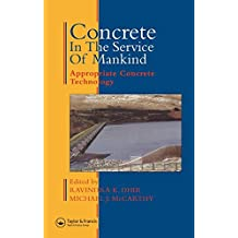 Concrete in the Service of Mankind: Appropriate concrete technology: Proceedings of the International Conference Held at the University of Dundee. 1996: Appropriate Concrete Technology Vol 3
