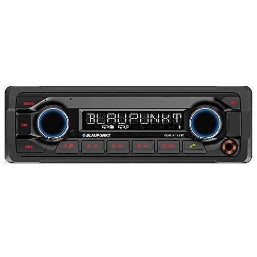 BLAUPUNKT Dublin 112 BT - MP3-Autoradio mit Bluetooth/USB/AUX-IN