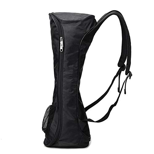 LovelysunshiDEany Tragbare Größe Oxford Tuch Hoverboard Bag Sport Handtaschen für selbstausgleichende Auto 6,5 Zoll Elektroroller Tragetasche - schwarz