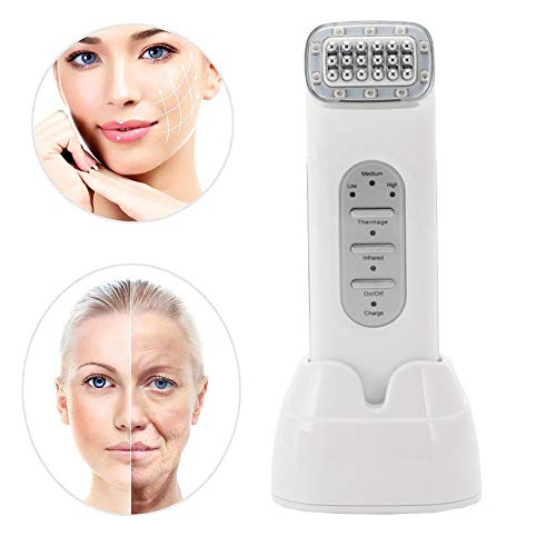 RF Home Beauty Equipment, Electric Wave Skin Thin Face Instrument, Body Shaping, Skin Rejuvenation, Anti-Aging, Rechargeable