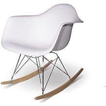 Amazon Fr Chaise Bascule Eames