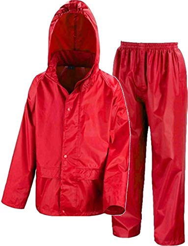 Kids Waterproof Jacket & Trouser...