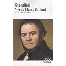 La Vie de Henry Brulard