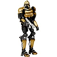 Diamond Select Battlestar Galactica Gold Pilot Cylon Figure