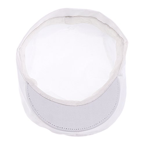 100% autentico Più votati shop Cappello da Forno Berretto da Donna Uomo di Cotone per Panettiere  Caffetteria Ristorante - bianca