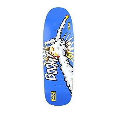 101Skateboards Natas kaupas Challenger Boom Neuauflage Deck