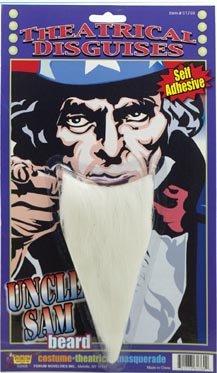 Uncle Sam Costume Beard (Kostüm Kind Uncle Sam)