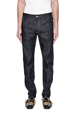 Gucci Men's 408636XR3694395 Blue Cotton Jeans
