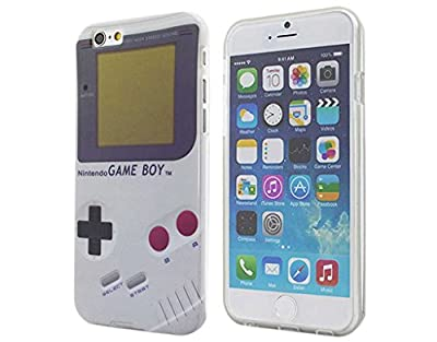 "BONAMART ®Retro Game Silicone Gel TPU Case Cover Skin For Apple iPhone 6 4.7"" from BONAMART"