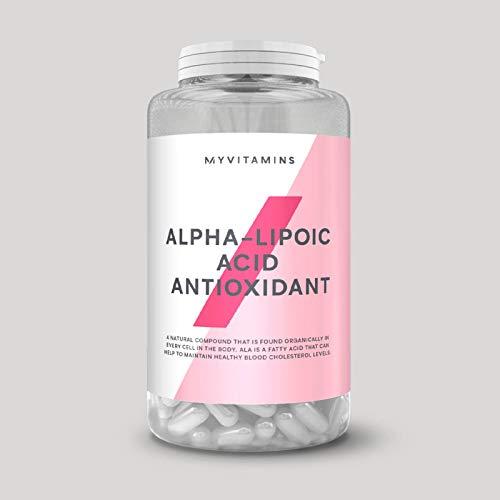 Myprotein Alpha Lipoic Acid 120 Caps, 1er Pack (1 x 60 g) - Alpha-liponsäure Cap
