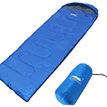 KYG Bolsa Saco de Dormir Impermeable Portátil para Acampada al Aire Libre Camping Senderismo Mochilero