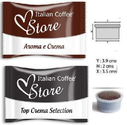 Degustación Capsulas Lavazza Espresso Point Compatibles 2 Variedades 100 ud