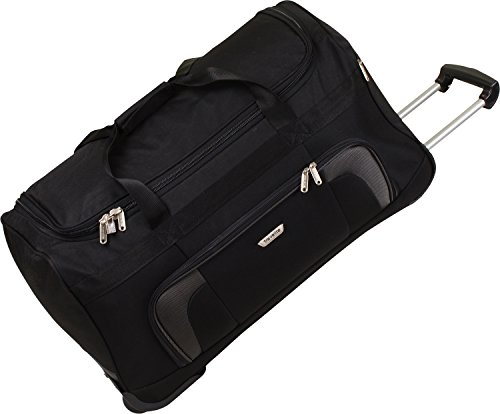 Travelite Orlando Trolley Travel Bag 70 Cm, schwarz