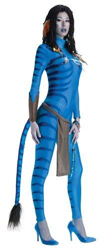 iri Kostüm Avatarkostüm Gr. L, M, S, Größe:XS (Avatar Kostüm Für Kinder)