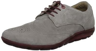 Rockport  Truwalk Zero Touring Wingtip, Chaussures à lacets homme - Marron - Rocksand/Brick, 40.5 (7 UK)