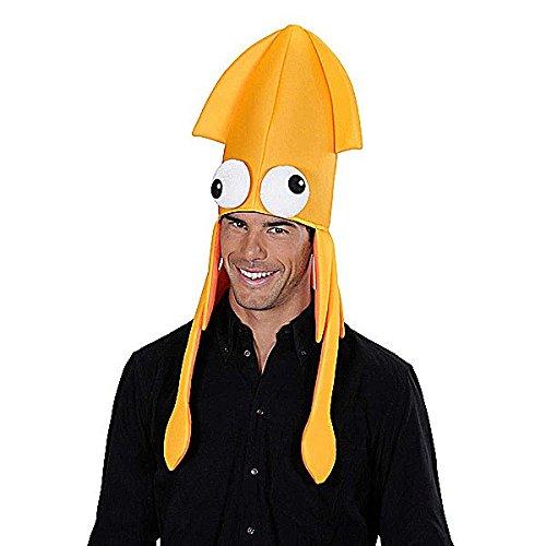 WIDMANN S.R.L. – sombrero anaranjado CALAMAR GIGANTE