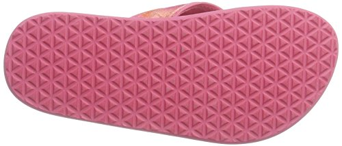 Teva Mush Ii C's, Sandales Bout Ouvert fille Rose (Pink Multi Sparkle)