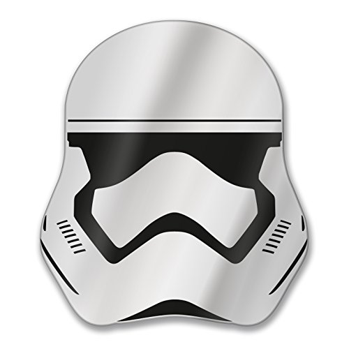 Star Wars Storm Trooper Spiegel, Mehrfarbig