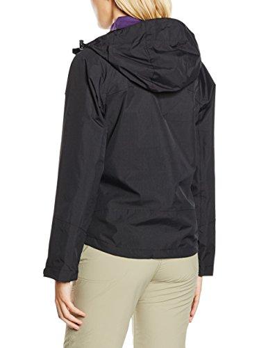 Trespass Damen Miyake Jacket Jacke Black