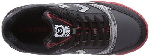 Hummel Hummel Root Trophy Jr - Chaussures De Tennis,, Taglia Grigio (grau (magnet 1025))