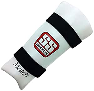 SS Match Youth Elbow Guard (White)