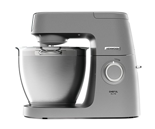 Kenwood KVL6100S Chef Elite XL Kitchen Machine, 6.7 Litre, 1400W Best Price and Cheapest