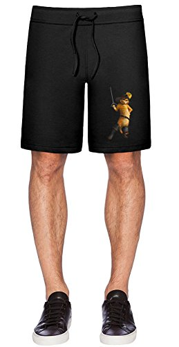 Shrek Puss In Boots Shorts XX-Large