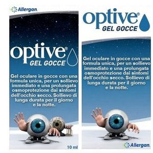 OPTIVE GEL OCULARE GOCCE 10ML