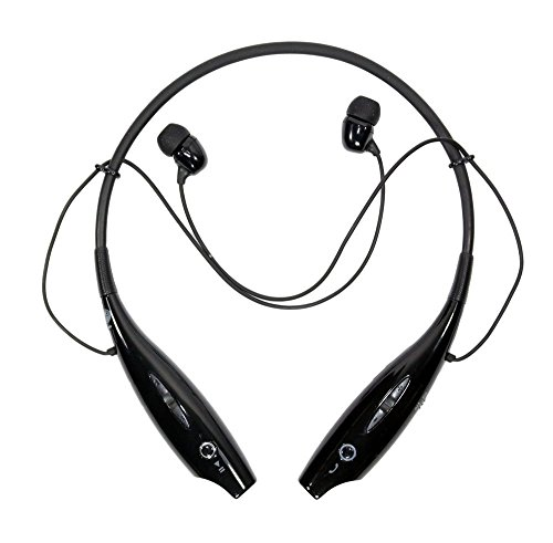 GOLDSTEIN STAR Intex Aqua Sense 5.0 Compatible Bluetooth Stereo Headset HBS 730 Best Selling Premium Quality Wireless Bluetooth WITH EXTRA BASS Mobile Phone Headphone Earpod Sport Earphone with call functions for Gymming, Running and phone that supports Bluetooth Headset WITH 1 MONTH REPLACEMENT WARRANTY and extra high bass  available at amazon for Rs.449