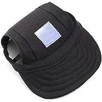 Xiton Sombrero de béisbol para Perro, Ropa para Mascotas Accesorio Sombreros al Aire Libre