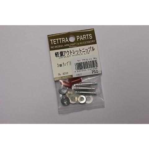 Capezzolo presa leggera (3 tubo) 04210 (Giappone