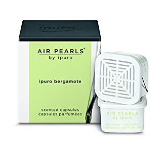 ipuro air pearls bergamote capsule, 1 Box (2x Kapseln), 23 g
