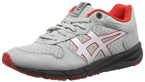 ASICS Shaw Runner, Baskets Basses Femme Gris (grey 1010)