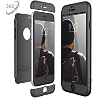 Funda iPhone 6/ iPhone 6s, Ultra Delgado 360 Carcasa 3 en 1 PC Hard