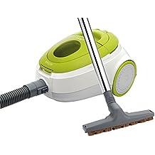 Ufesa AS3010 Activa - Aspirador sin bolsa, cepillo especial para parquet, filtro EPA lavable, color verde y blanco