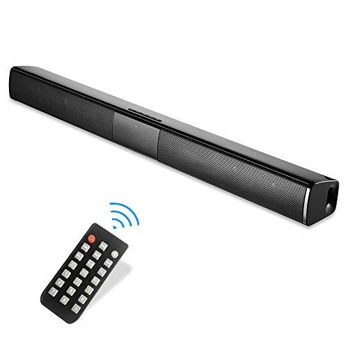Barra de sonido, TV por cable e inalámbrica Barra...