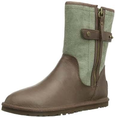 UGG Women's UGG Rosalie Boots Brown Size: 6.5
