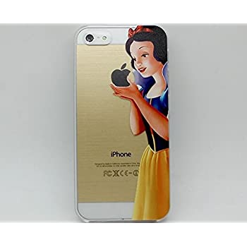 coque blanche neige pour iphone 6