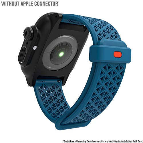 Catalyst® 24mm Sportband für Apple Watch Serie 4/3/2/1 - Gletscher Blau