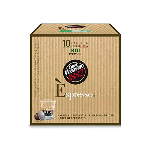 10 BIO Espresso-Kapseln